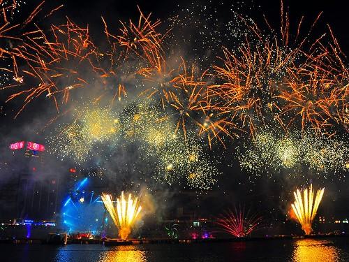 2015高雄燈會藝術節-燈飾 (2)