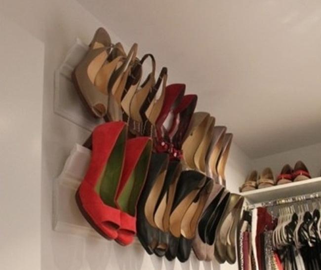 【鞋子收納】蜈蚣男女這樣整理鞋 櫃、鞋架、鞋盒3