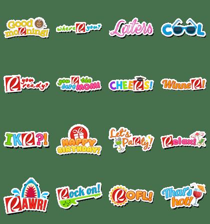 LINE sticker4251