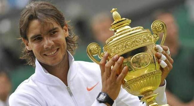 網球名將-拉斐爾·納達爾