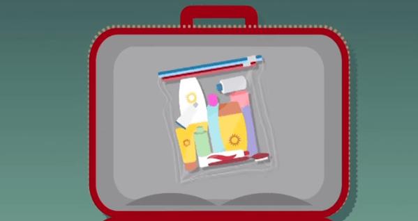 行李打包收納方法6