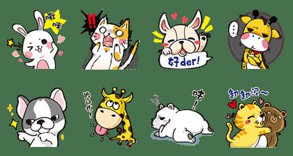 类型: 一般贴图  欣赏期限: 2015/11/26 ↓ puzzle 动物王国欢乐派对