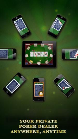 IOS限免、限時免費軟體遊戲APP_Pokerrrr 1
