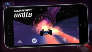 IOS限免、限時免費軟體遊戲APP_Wall Race 1