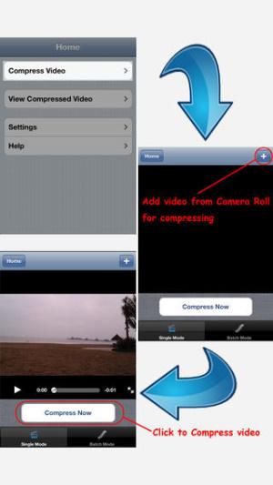 IOS限免、限時免費軟體app遊戲_Compress Video 1