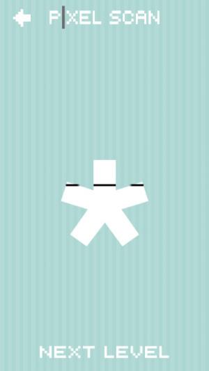 IOS限免、限時免費app軟體遊戲-Pixel Scan 2