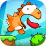 iOS限免、限時免費軟體app遊戲-Dino Rush 3