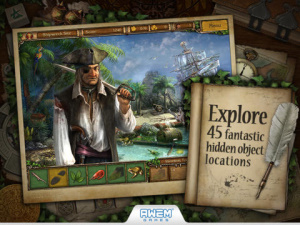 iOS限免、限時免費軟體app遊戲-Golden Trails 2-1