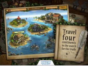 iOS限免、限時免費軟體app遊戲-Golden Trails 2-2