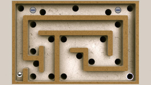 iOS限時免費軟體APP-Modern Labyrinth 1