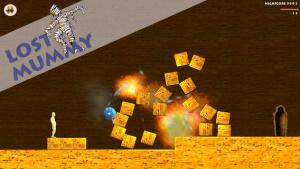 ios限免、限時免費軟體APP遊戲-Lost Mummy 1