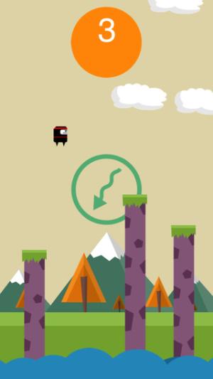 ios限免、限時免費軟體app遊戲-Bouncing Stickman 2