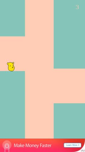 ios限時免費軟體-Winnie the flip 3