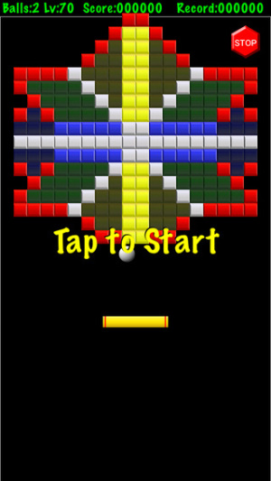 iOS限免、限時免費軟體APP遊戲-Breakout2014 1
