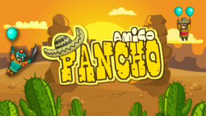 iOS限免、限時免費軟體app遊戲-Amigo Pancho 1