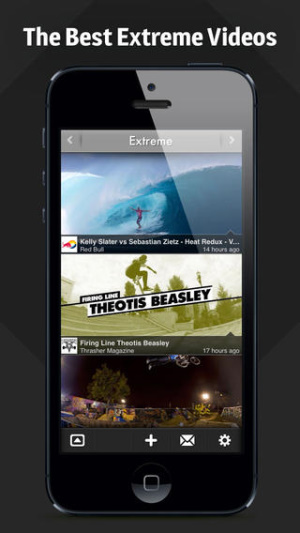 iOS限免、限時免費軟體app遊戲-Extreme TV 1