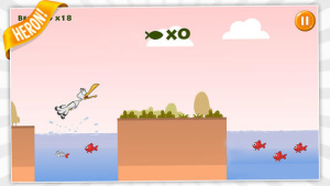 iOS限免、限時免費軟體app遊戲-Fisher Birds HD 1