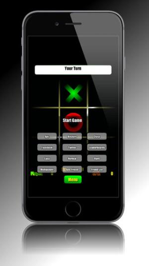 iOS限免、限時免費軟體app遊戲-Ultimate Tic-Tac-Toe Classic 2 2