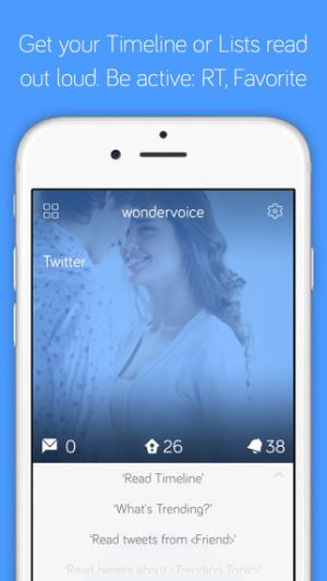 iOS限免、限時免費軟體app遊戲-WonderVoice Assistant 1