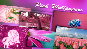 ios限免、限時免費軟體app遊戲-Wallpapers - Pink Edition Pro 1