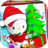 iOS限免、限時免費軟體app遊戲-Hellokitty Christmas WallpapersR 3