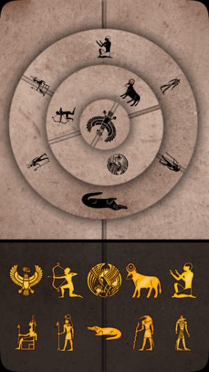 ios限免、限時免費軟體app遊戲-Gems of Ra 2