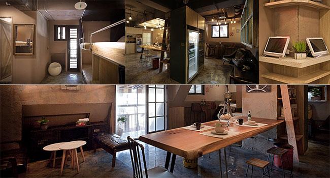 17.Ximen-Wow-Hostel西門窩青年旅舍