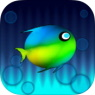 iOS限免、限時免費軟體app遊戲-Floppy Fish 3