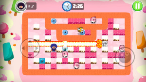 iOS限免、限時免費軟體APP遊戲-Ninja Boy Adventures 2