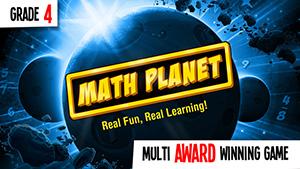 4th Grade Math Planet -1