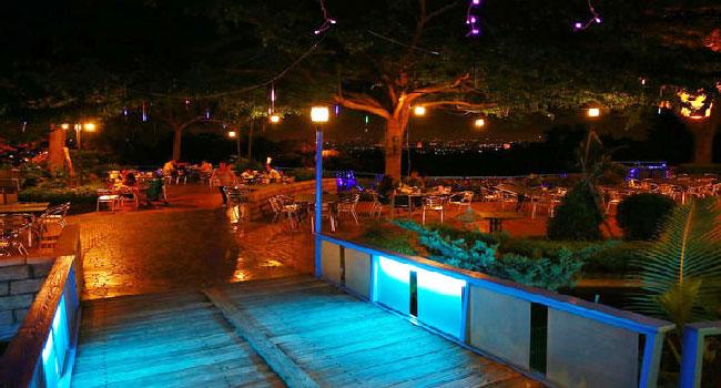 7.雲頂創意料理庭園餐廳