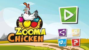 iOS限免、限時免費軟體APP遊戲-Chicken Zooma 2