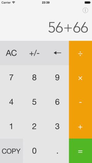 iOS限免、限時免費軟體app遊戲-Calcvier 1