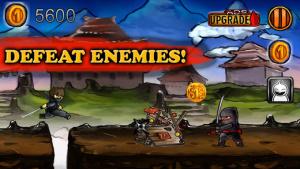 iOS限免、限時免費軟體app遊戲-Mighty Ninja Run+ HD 2