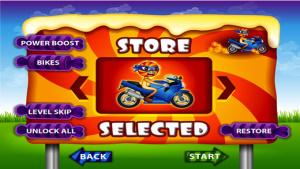 iOS限免、限時免費app軟體遊戲-A Candy Clash Ninja Bike Ride 2