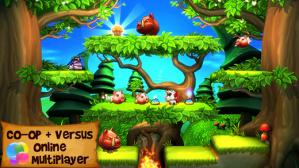 iOS限免、限時免費app軟體遊戲-Muffin Knight 1