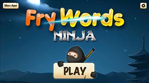 Fry Words Ninja-1