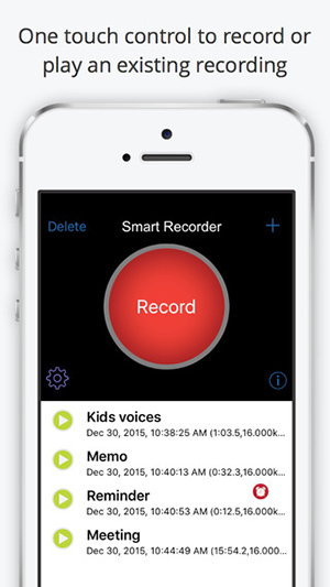 Smart Recorder and Transcriber-1