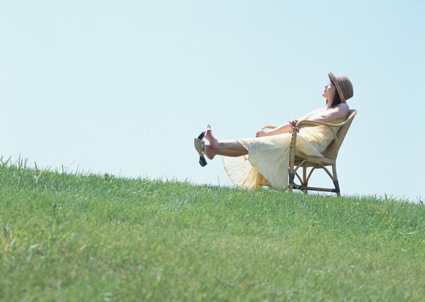 09.-學會放鬆,才能有效率的工作