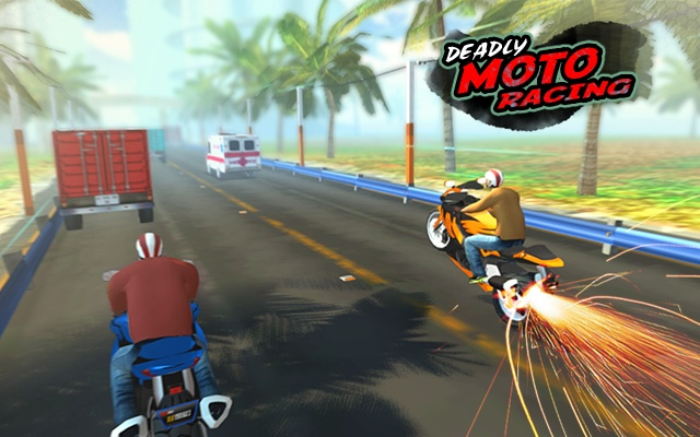 Deadly Moto Racing