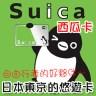 日本西瓜卡suica-ps