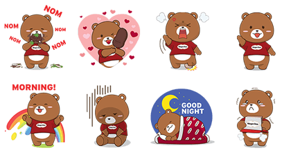 20160712 free line stickers (13)