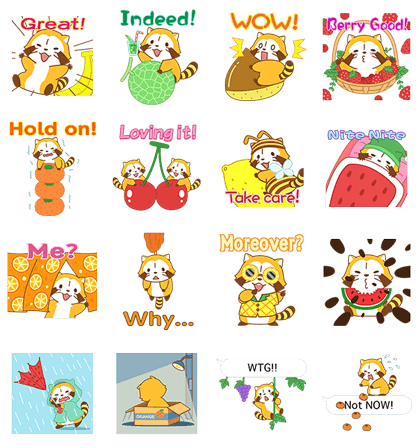 LINE POP UP STICKERS (7)