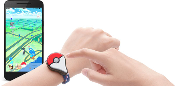 Pokémon GO Plus-寶可夢手環-1