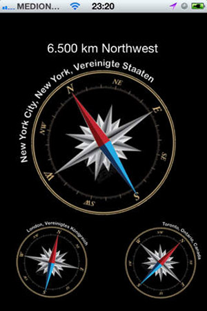 Simple Weather With Compass-3