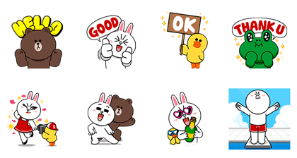 20161220 free line stickers (2)