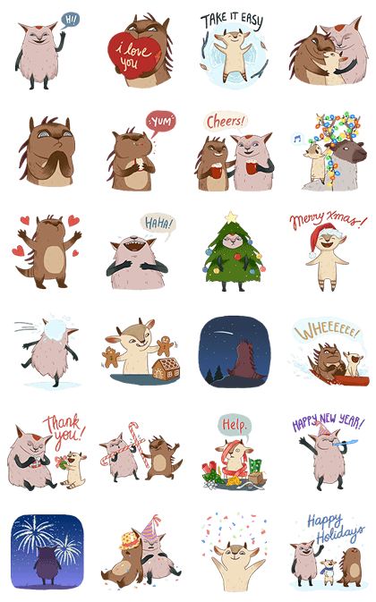 20161220 free line stickers (1)