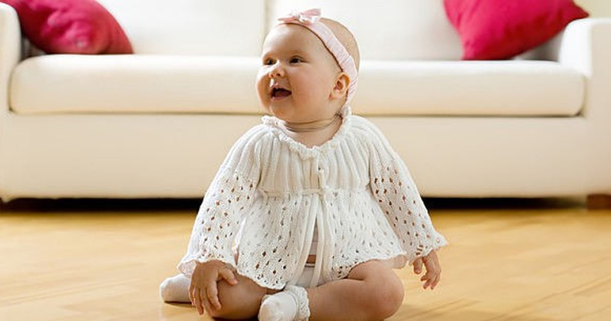 How To Help Your Baby Sit Up - Care
