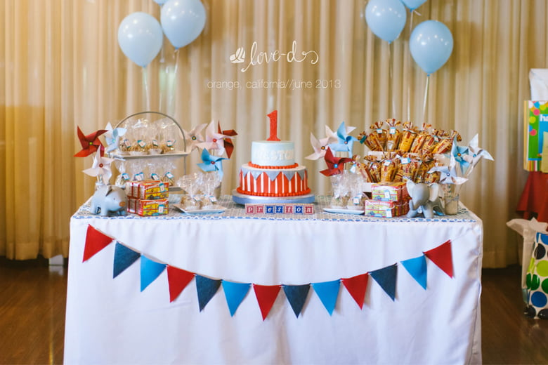How To Create A Dessert Table For Your Child\u0027s Birthday - Care - birthday party design