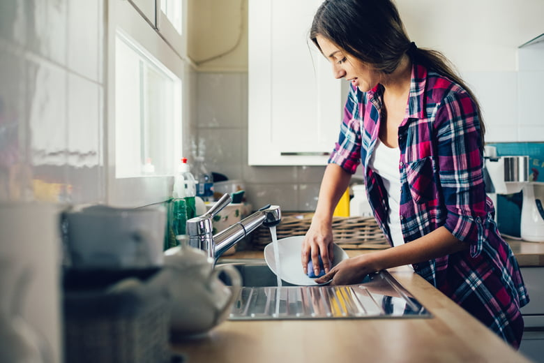 The Ultimate Household Chore List - Care - weekly household chore list